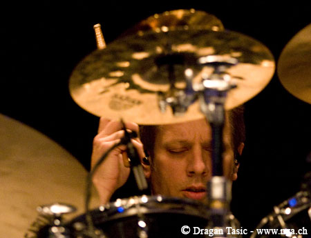 Dave Weckl Band, The - Rhythm Of The Soul