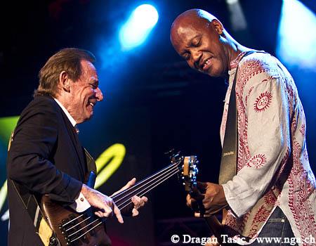 Resultado de imagen de Jack Bruce & His Big Blues Band - Estival Jazz Lugano 2011