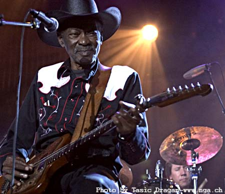 Clarence Gatemouth Brown Montreux Jazz Festival 2004