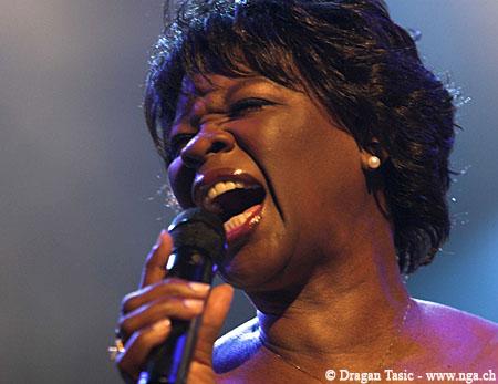 Irma Thomas Montreux Jazz Festival 2006