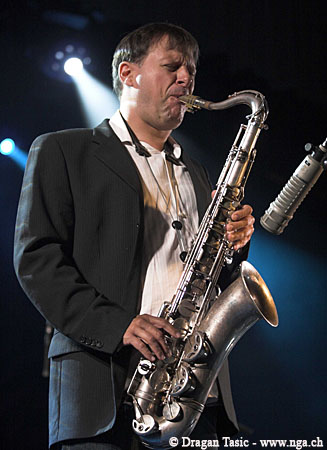 chris potter black nile