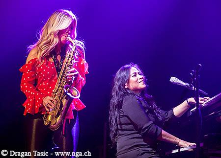 Rad Trio feat  Candy Dulfer JazzNoJazz Festival 2018